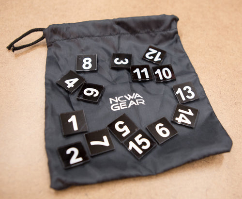 NCWA Gear Official Random Draw Kit