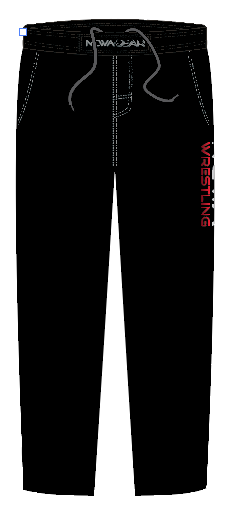 NCWA Gear Warm Up Pants
