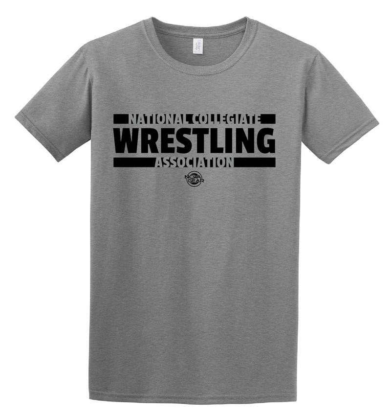 NCWA Gear Short Sleeve Cotton Shirt