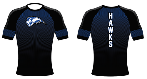 Henry Ford College (HFC) Compression Shirt