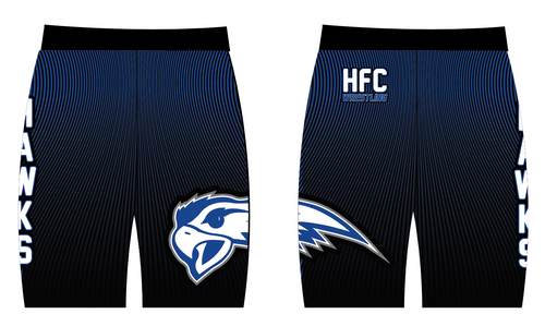 Henry Ford College (HFC) Compression Shorts