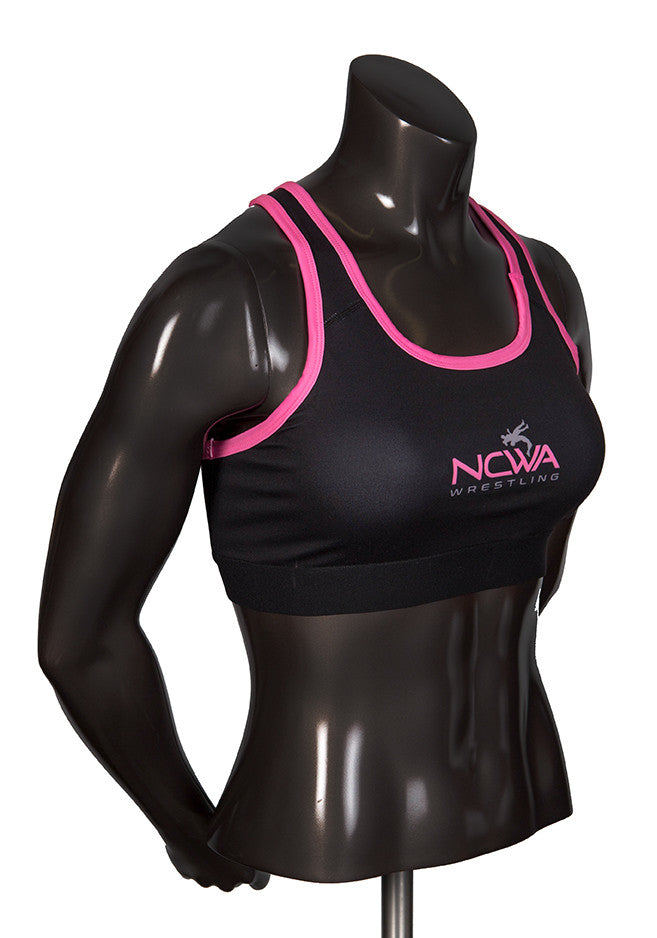 NCWA Gear Ladies Sport Bra (Style LC)