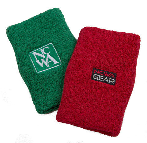 NCWA Gear Officials Wristbands