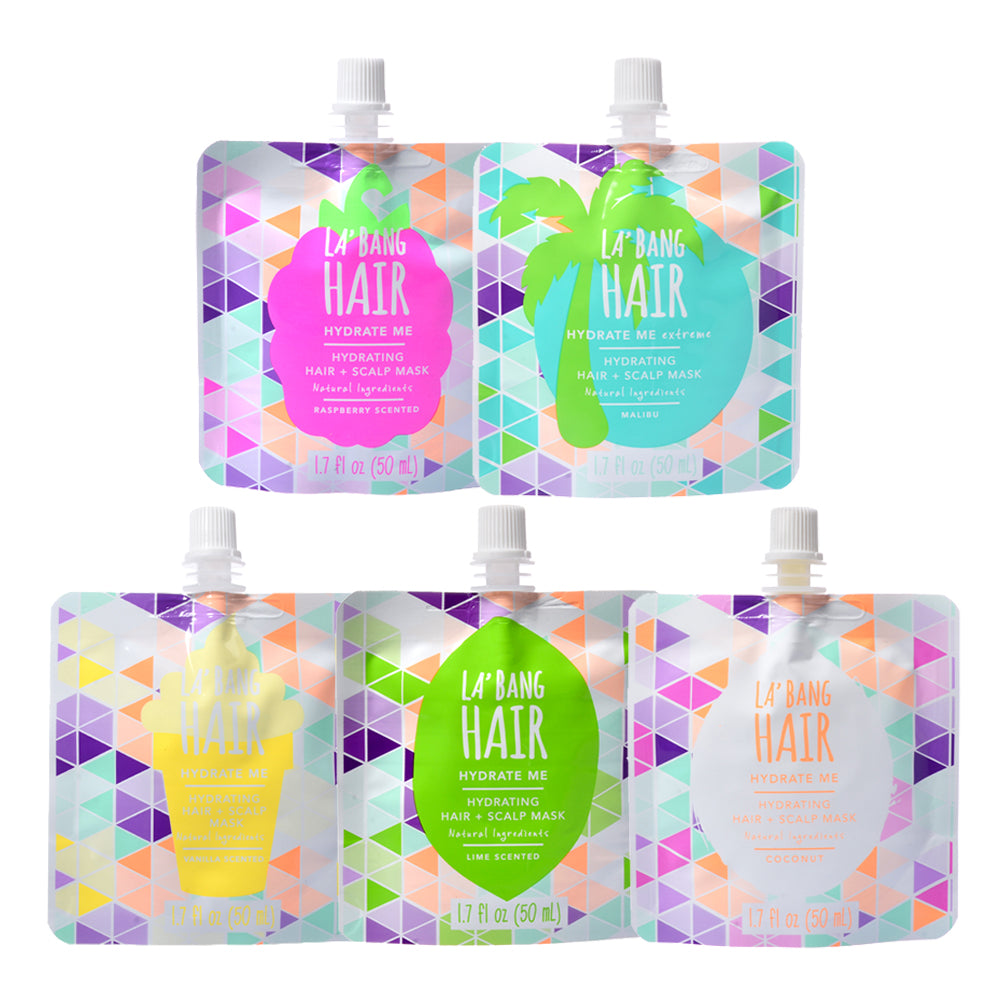 Hydrate Me -  Hair Hydration - Bundle