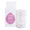 NEW No Kink Hair Ties - Clear x 6