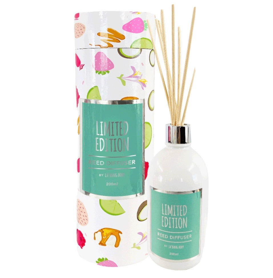 Reed diffuser - French lavender  - Limited edition  200ml