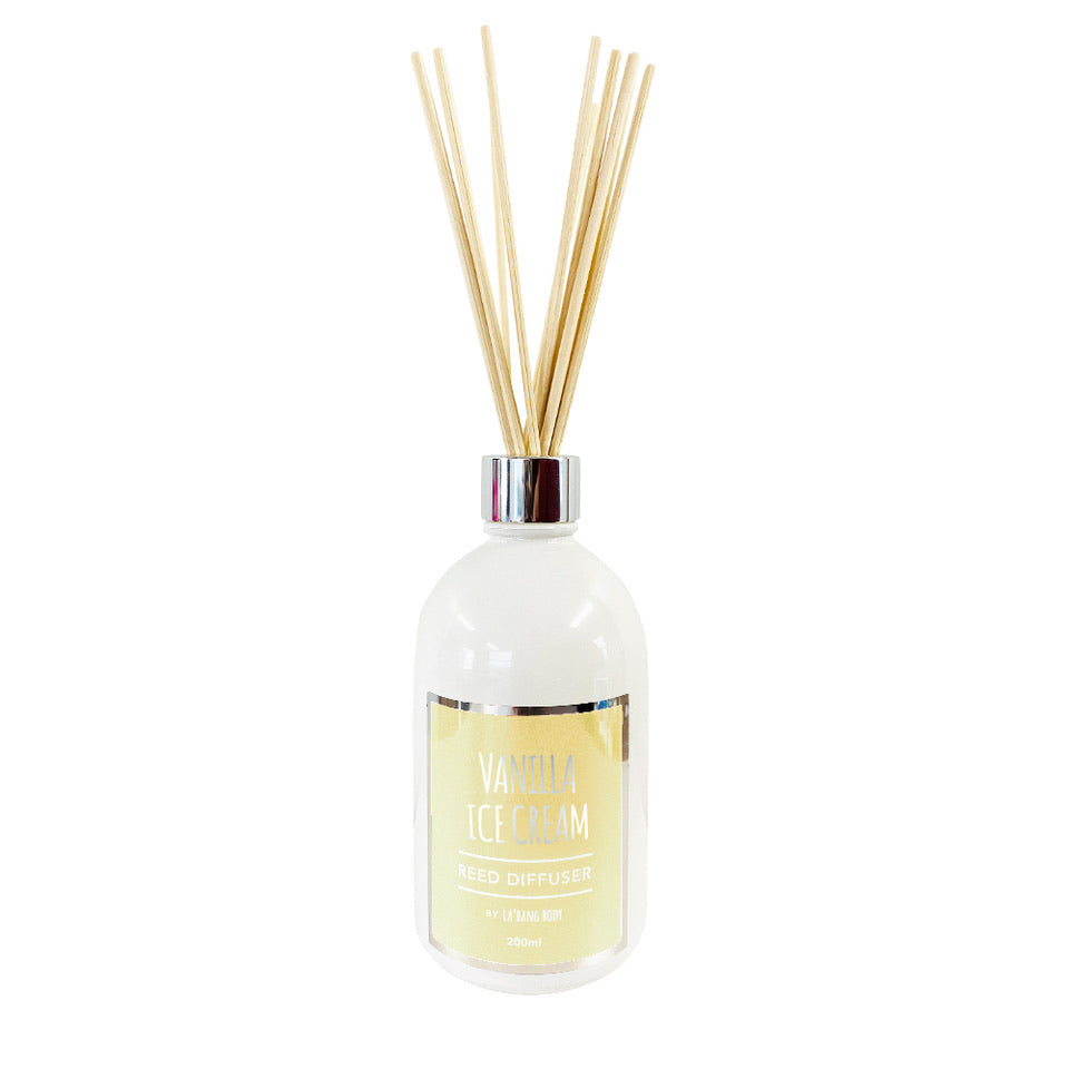Reed diffuser - Vanilla Ice Cream - 200ml