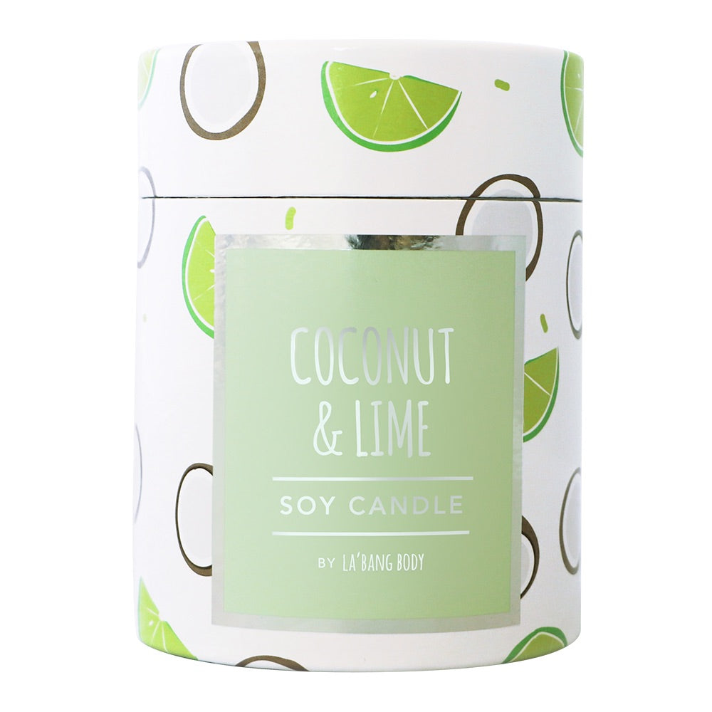 Woodwick Candle - Coconut & Lime