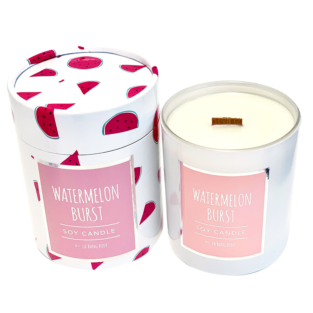Woodwick Candle - Watermelon Burst