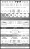 Photography Cheat Sheet B&W