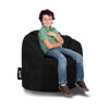 Puff Lounger Kids Negro