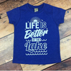 SALE Kid's Tee (6 months) Lake