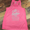 SALE Women's Tank (Medium) Lake