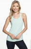 Women's Loose Fitting Racerback Tank