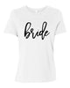 Bride (bride tribe match) Women's Fit Tee