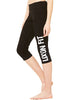 Lixon Fit Capri Legging
