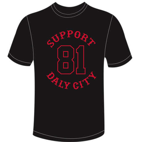 Support 81 DC Short Sleeve Tee