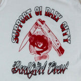 Ladies Bad Girl Crew Tank Top