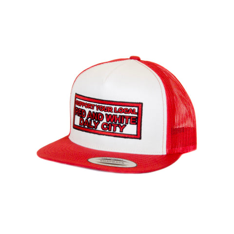 Support Sticker Snapback Hat