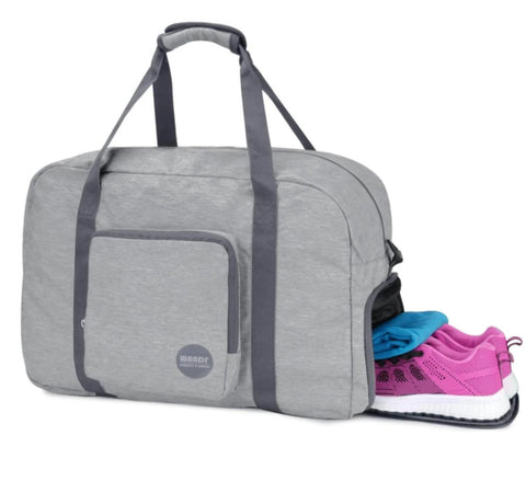 "WF304 Duffle Bag 24"" With Shoe Compartment"
