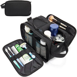WF5057 Travel Toiletry Bag with Wet Separation Pocket
