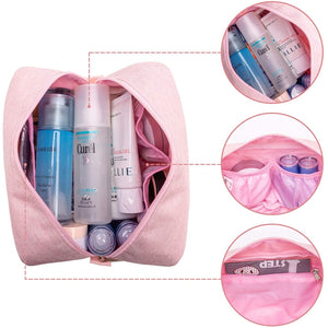 WF5052 Foldable Travel Toiletry Bag