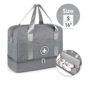 Small Size WF3016 Sports Duffle Bag 16""