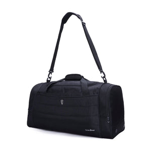 Victoriatourist V7006 Duffle Handbags Multi-function Large Capacity Travel Bag Black