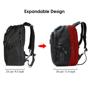 Victoriatourist V6020 Extra Large Expandable Laptop Backpack