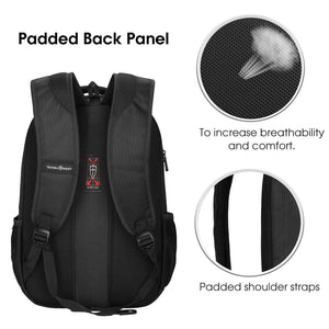 "Victoriatourist V6003 Laptop Backpack Fits Most 15.6"" Laptops"