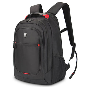 "Victoriatourist V6019 Laptop Rucksack Business and Travel Daypack Fits MacBook Pro/Most 15"" Laptops"