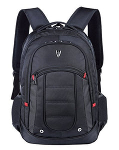 "Victoriatourist V6060 16"" Laptops Backpack with Laptop Tablet Compartments Black"