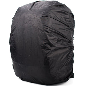 WANDF V0001 Backpack Rain Cover for Up-to 20 Inches Backpacks Black