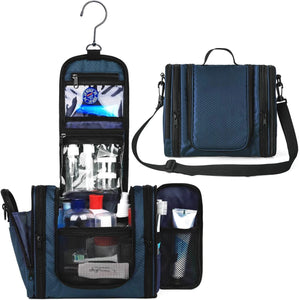 WF5016 Expandable Toiletry Bag With Shoulder Strap