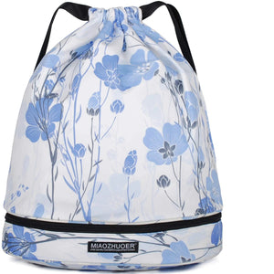 Drawstring Backpack Bags WF6034