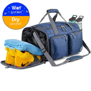 WF316 Sports Gym Travel Duffel Bag
