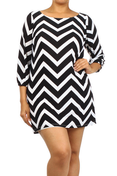 Taylor - Plus Size - Chimes Boutique  - 1