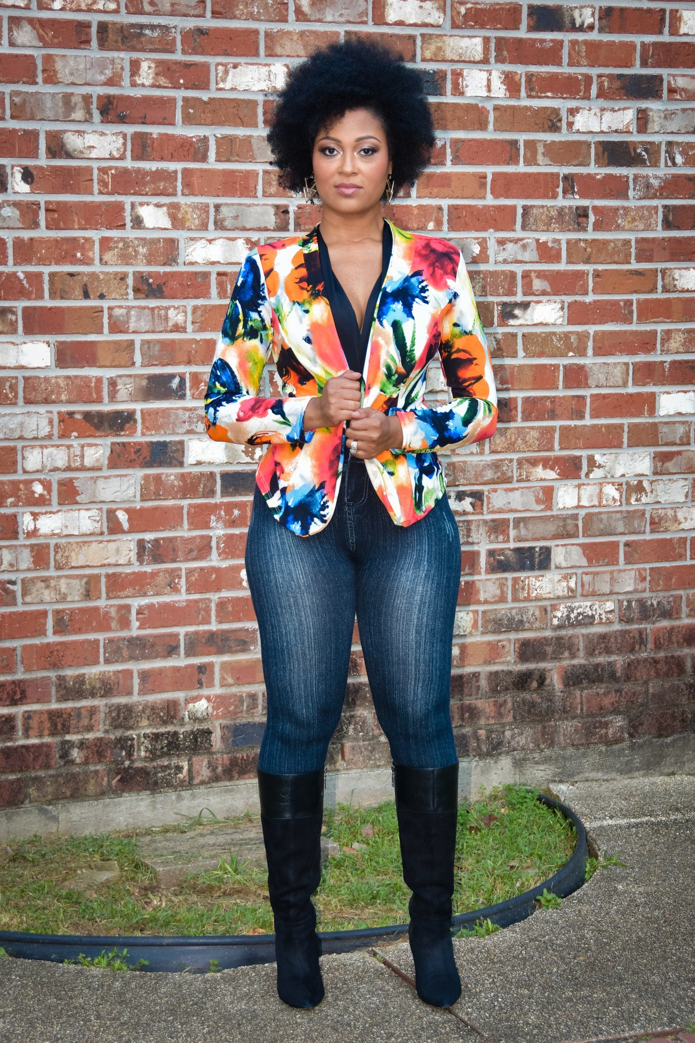 Tyra (Jacket) - Chimes Boutique  - 1