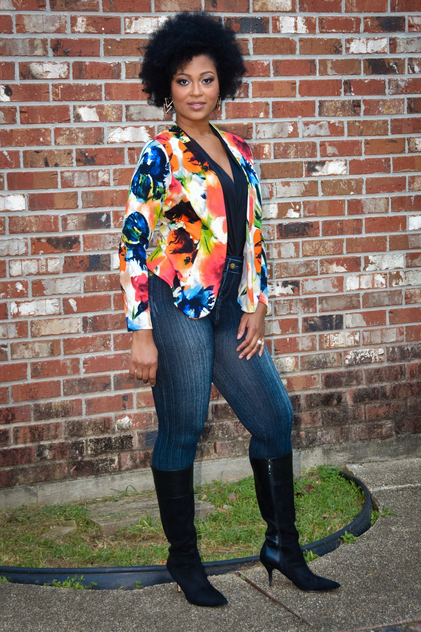 Tyra (Jacket) - Chimes Boutique  - 3
