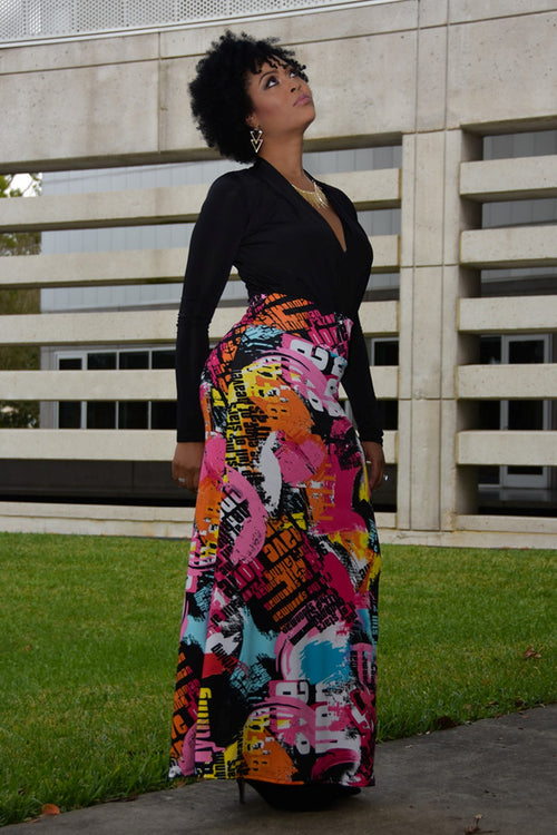 Desire Maxi Skirt - Chimes Boutique  - 2