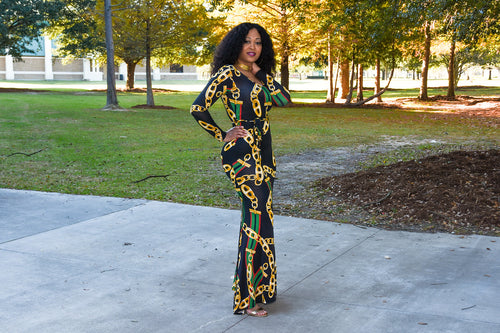 One of a Kind Maxi Dress