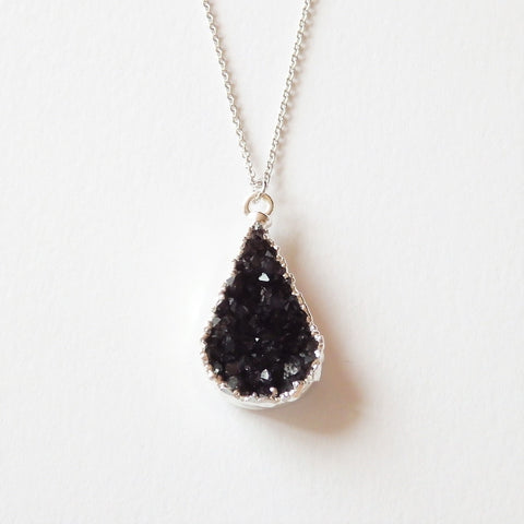 druzy jewelry by Adruzy