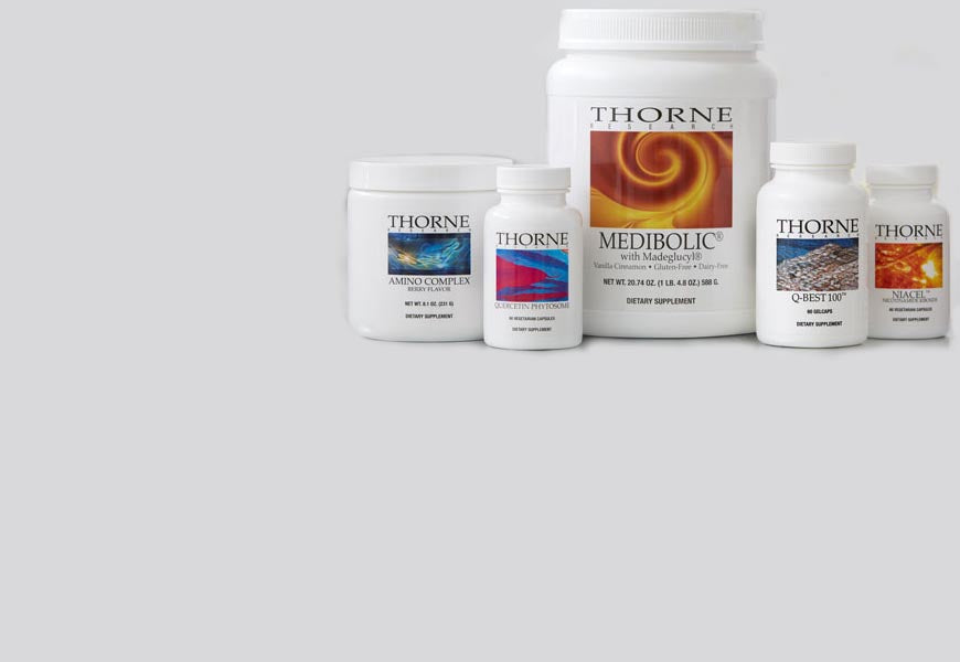Pharmaceutical Grade Supplements