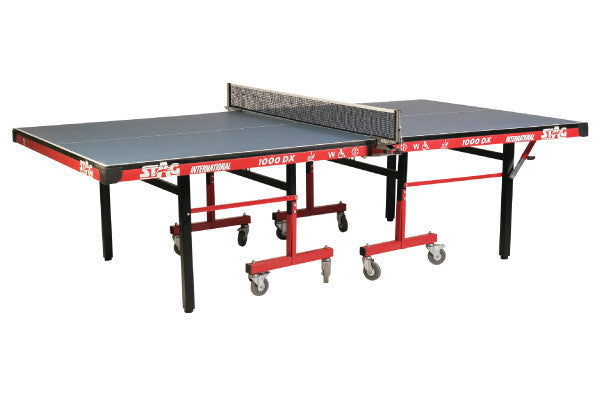 Stag International Deluxe Table Tennis Table - Ayudh Sports LLP