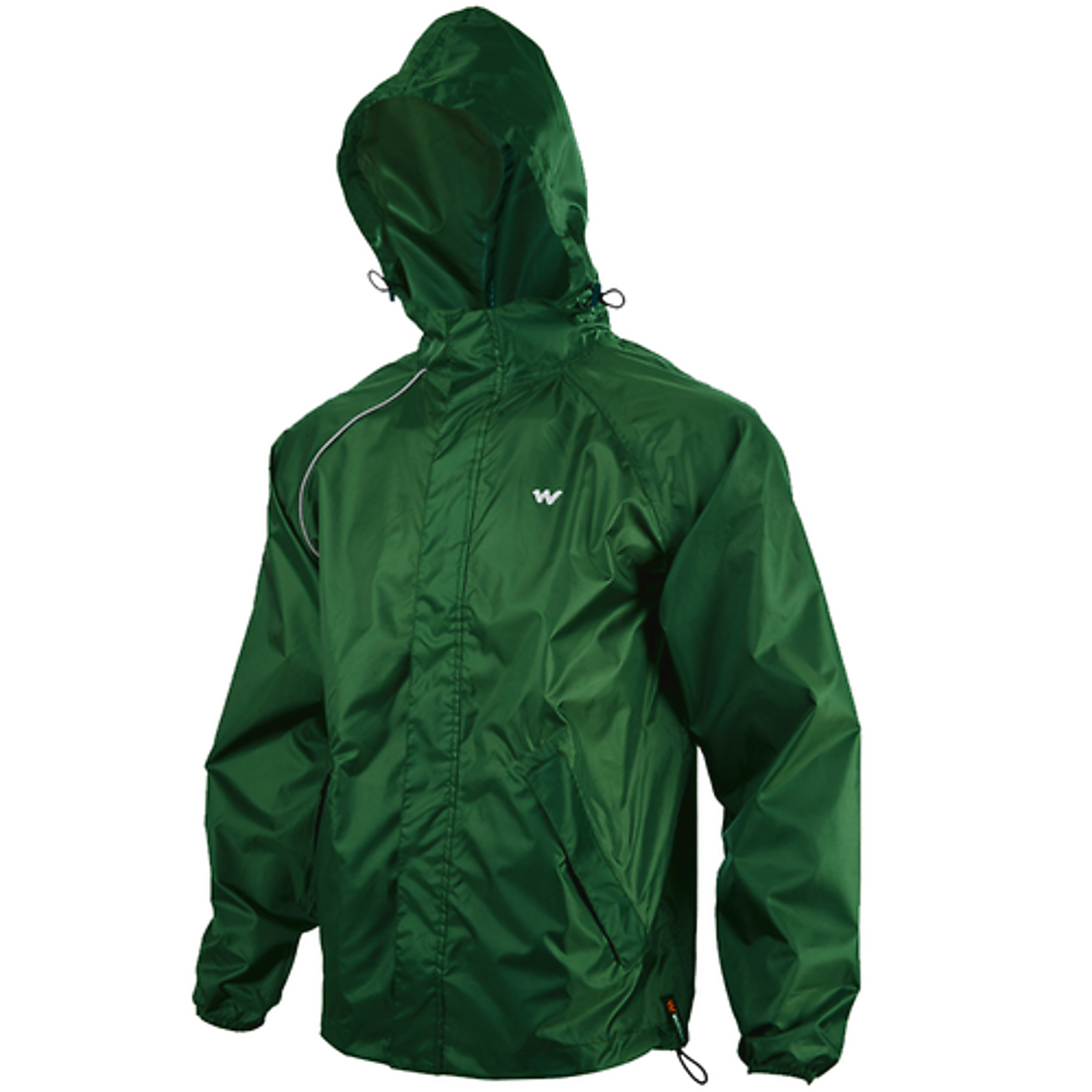 Wildcraft Rain Cheater Amazon Green