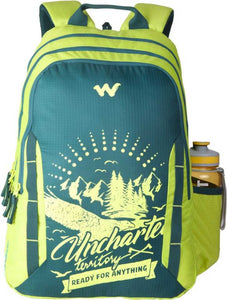 Wildcraft WC 6 Wild Badge Green Laptop Bag