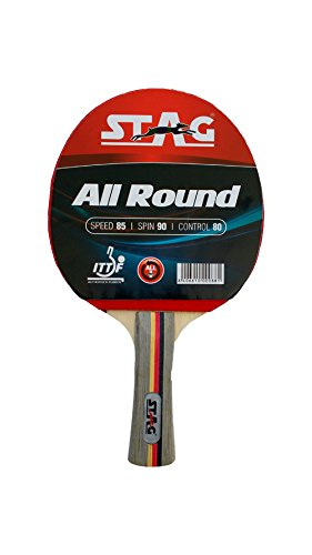 Stag All Round Table Tennis Racquet
