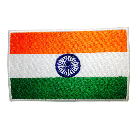 QUIPCO India Flag Patch - Embroidered - Ayudh Sports LLP  - 1