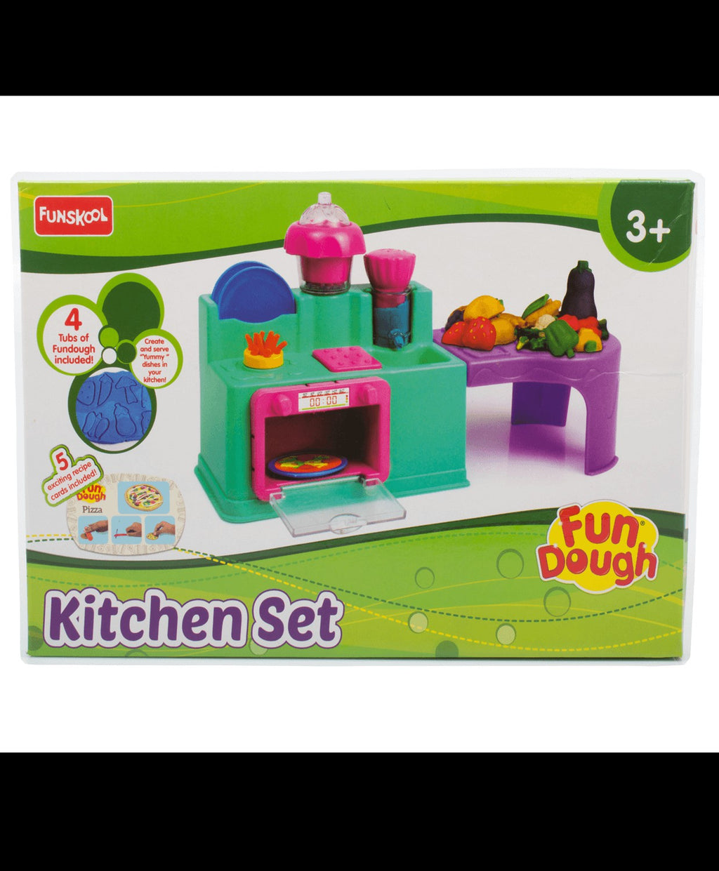 Funskool Fdoh Kitchen Set 2016