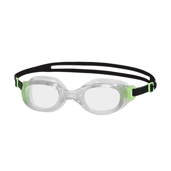Speedo Futura Classic AU Green/Clear Swimming Goggle